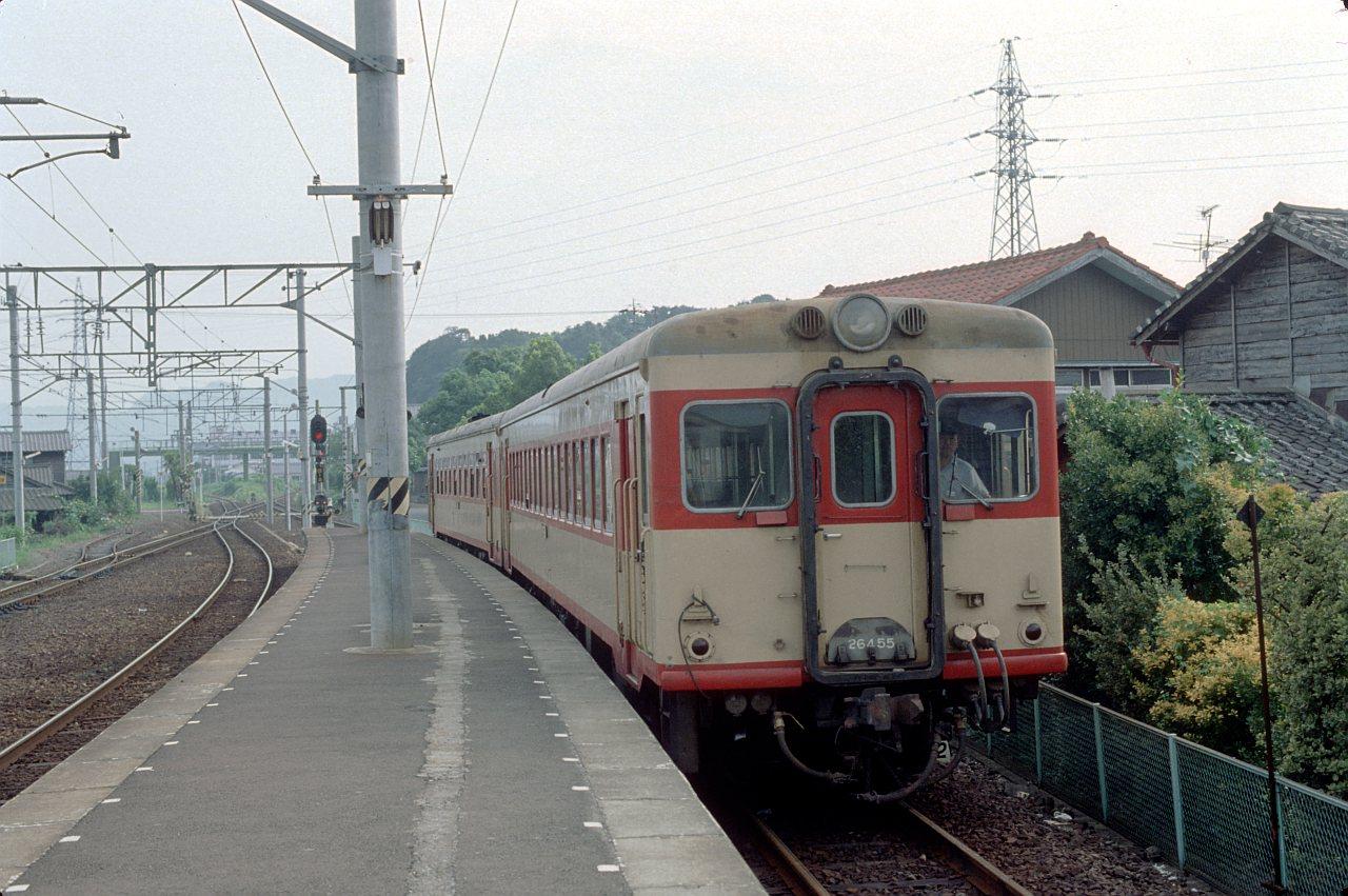 26 キハ 国鉄急行型気動車キハ56形/キハ27形/キロ26形