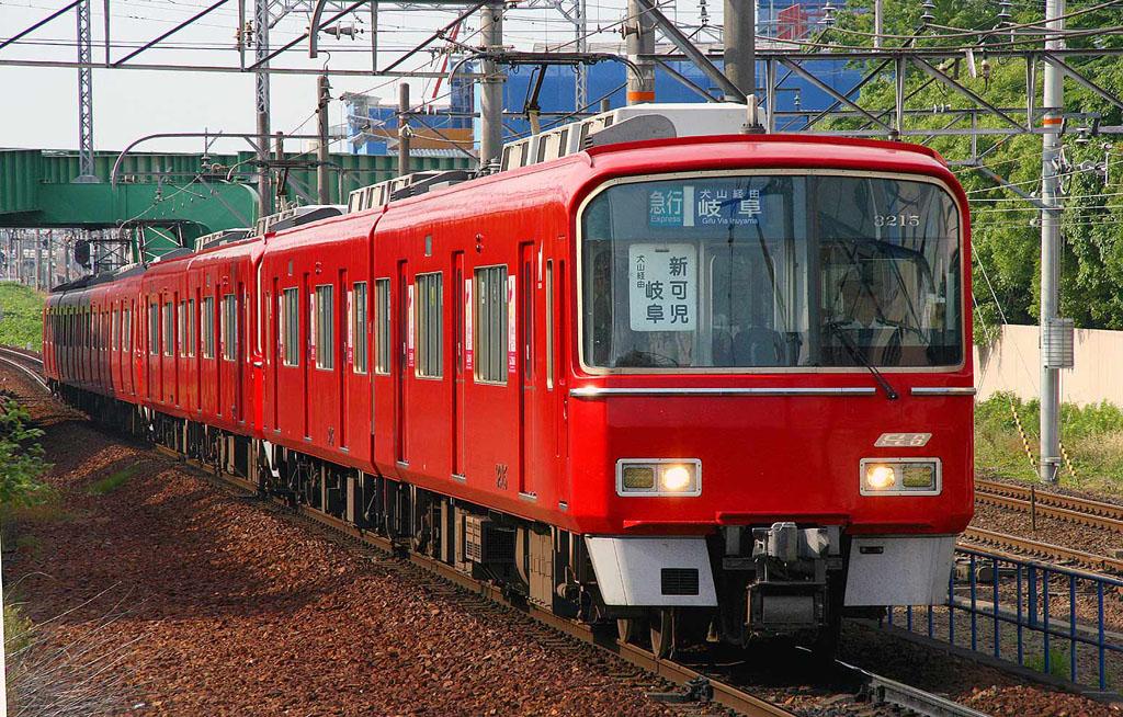 名古屋鉄道3100系 [AGUI NET]