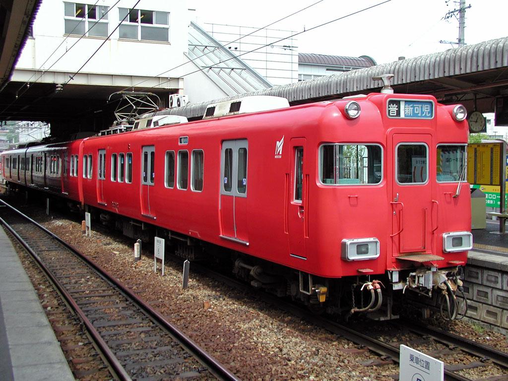 名古屋鉄道3300系(2代目) [AGU...