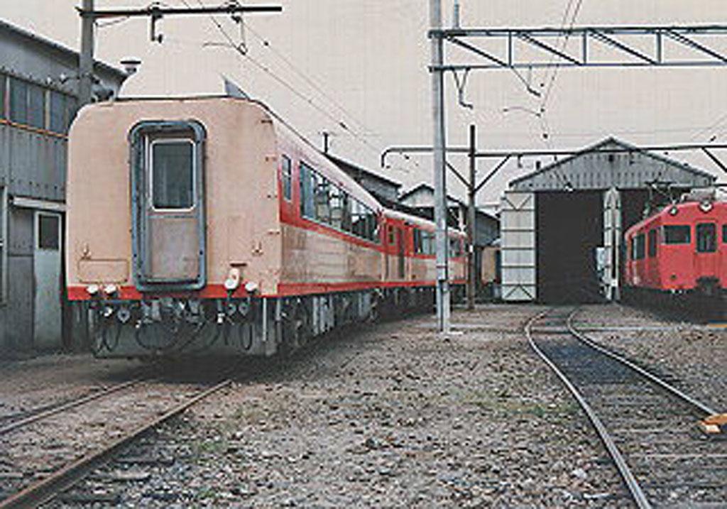 名古屋鉄道キハ8000系画像サムネ...