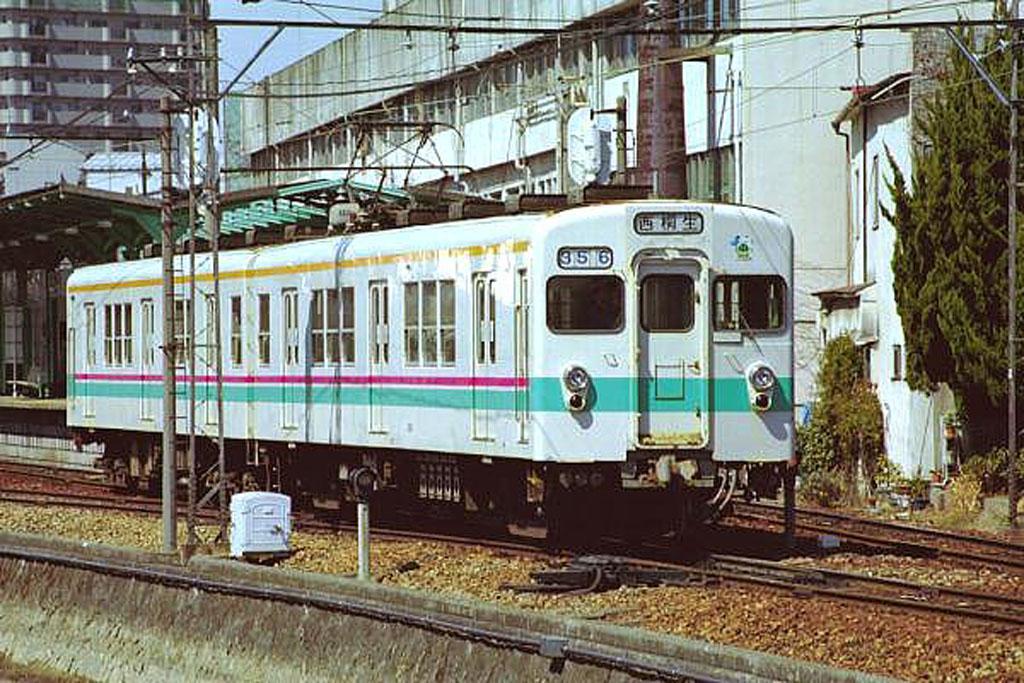 上毛電気鉄道デハ350型 [AGUI NE...