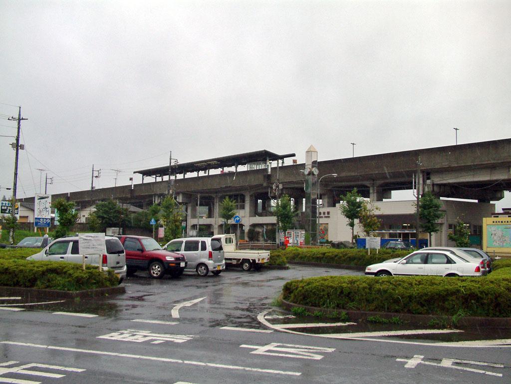 新鉾田駅 [AGUI NET]