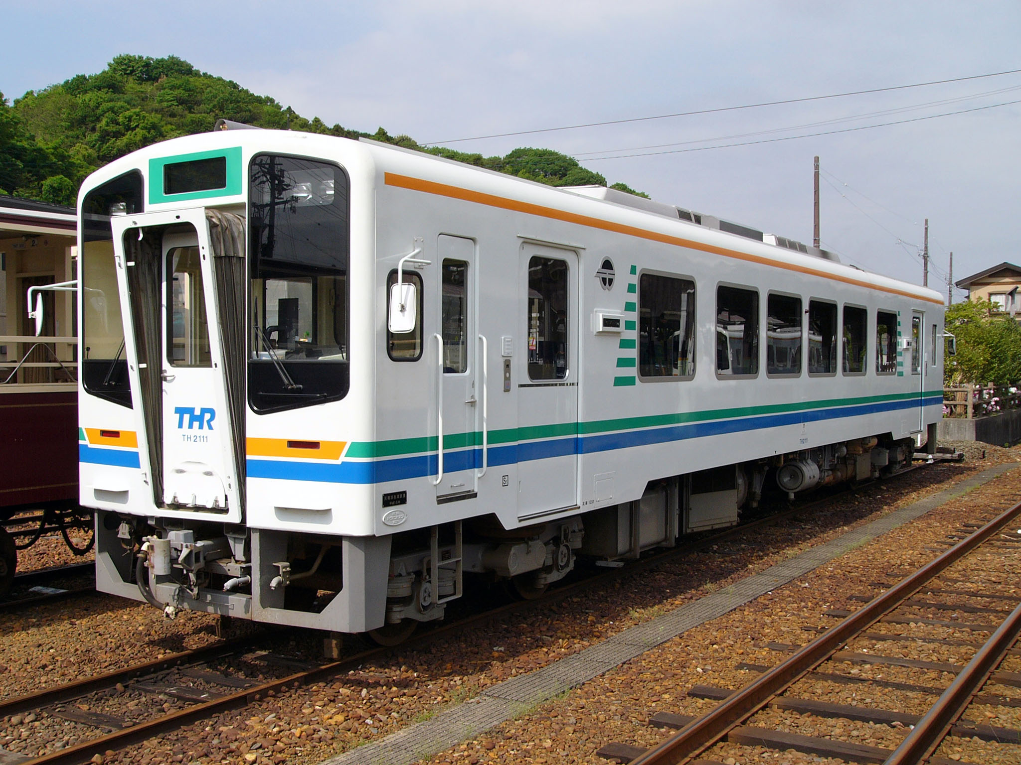 天竜浜名湖鉄道TH2100型 [AGUI N...